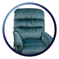 UltaComfort UC542-ME6 Montage Recliner - superior comfort for larger person
