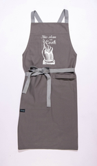 Grillmaster Apron Father's Day Gift