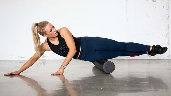 Foam Rolling to Relieve Sore Muscles