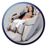 Ador 3D Allure Massage Chair Heat Therapy