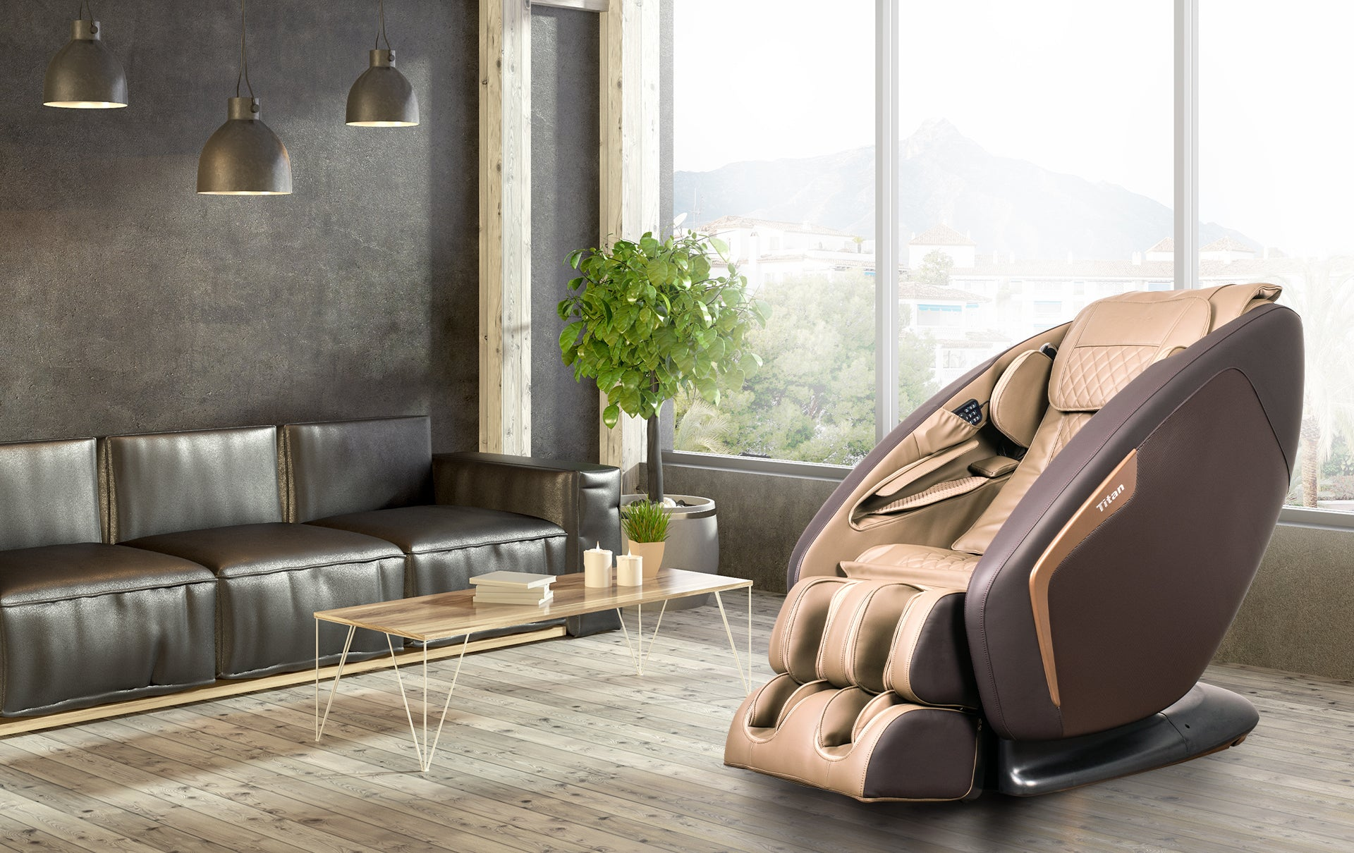 Ace II Massage Chair