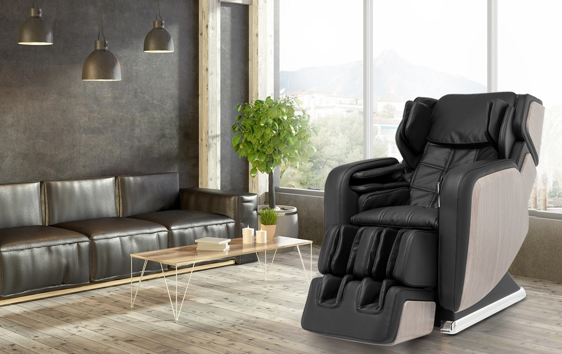 OHCO R.6 Best Massage Chair Big and Tall