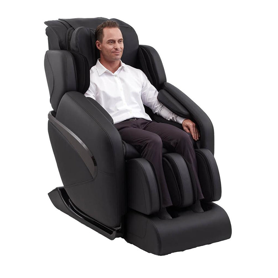 Inner Balance Wellness Jin Zero Wall Heated L Track Massage Chair
