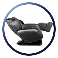 uKnead Lavita Massage Chair - Zero Gravity
