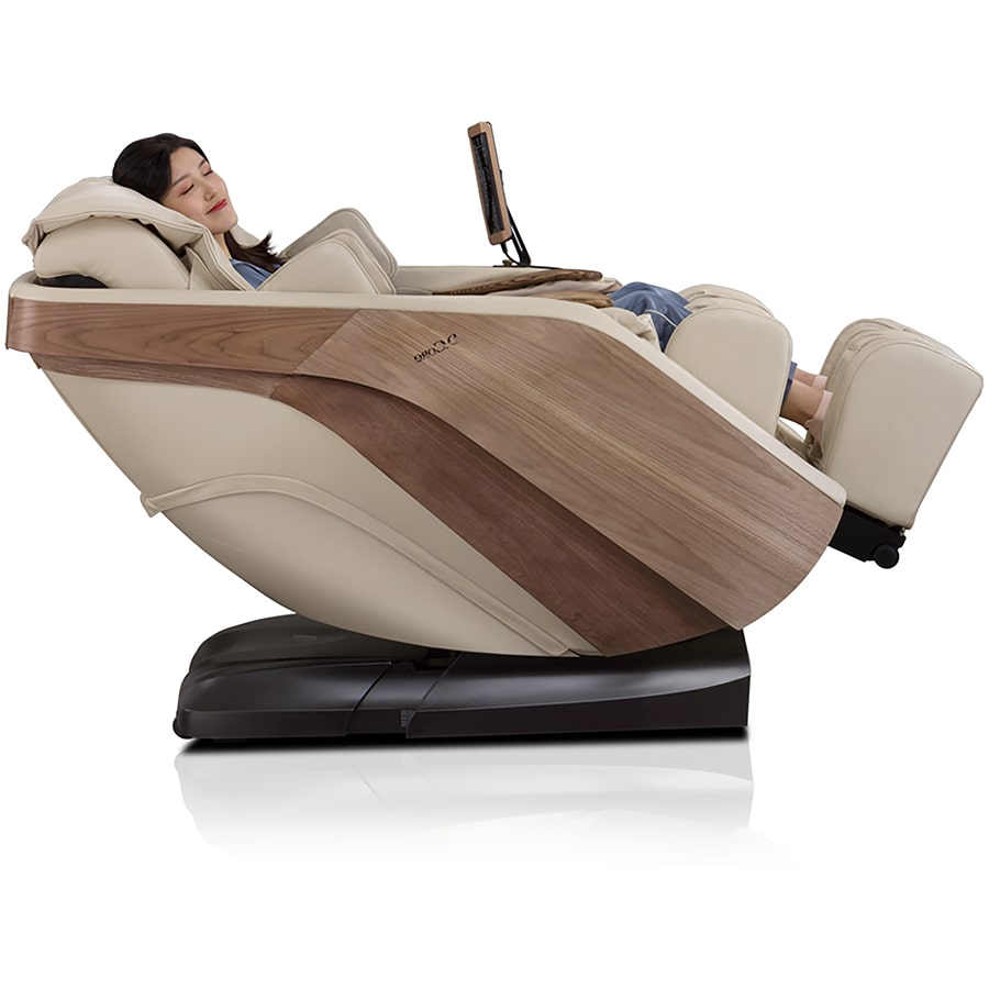 D.Core Stratus Massage Chair Cream 2