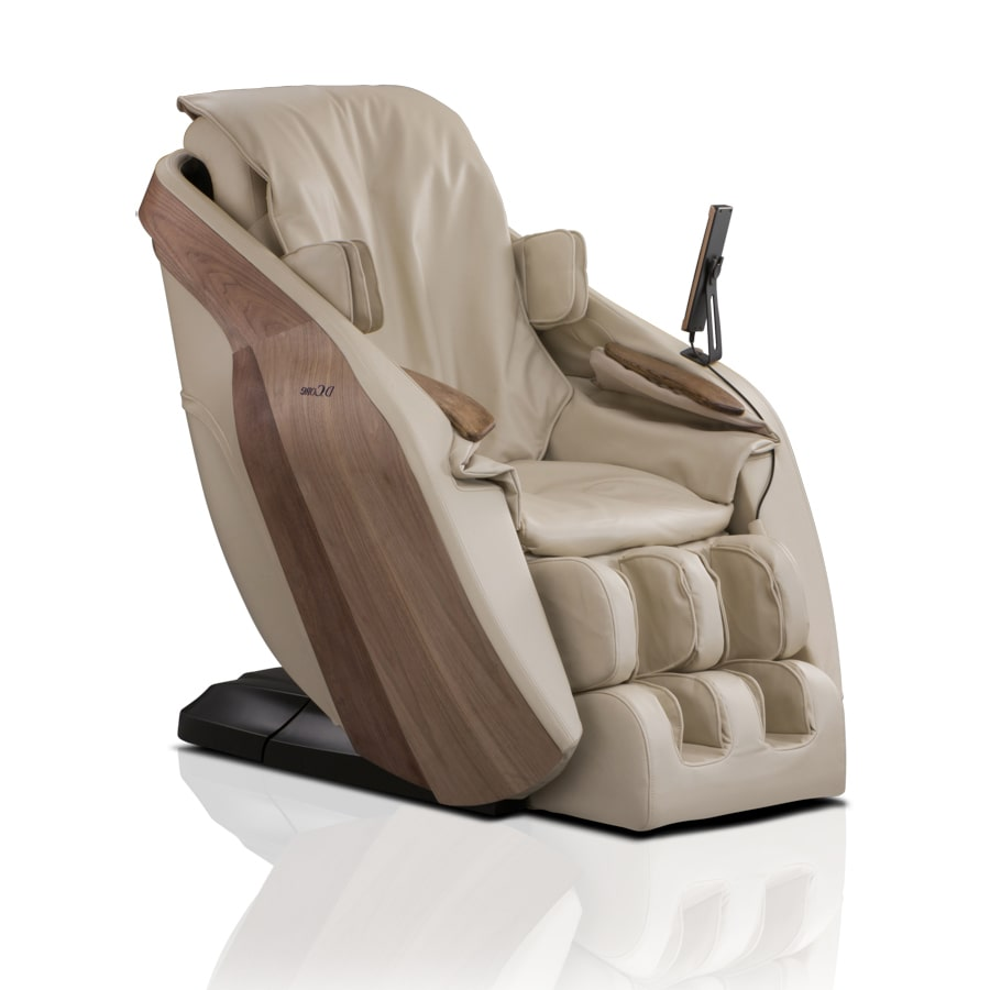 D.Core Stratus Massage Chair Cream