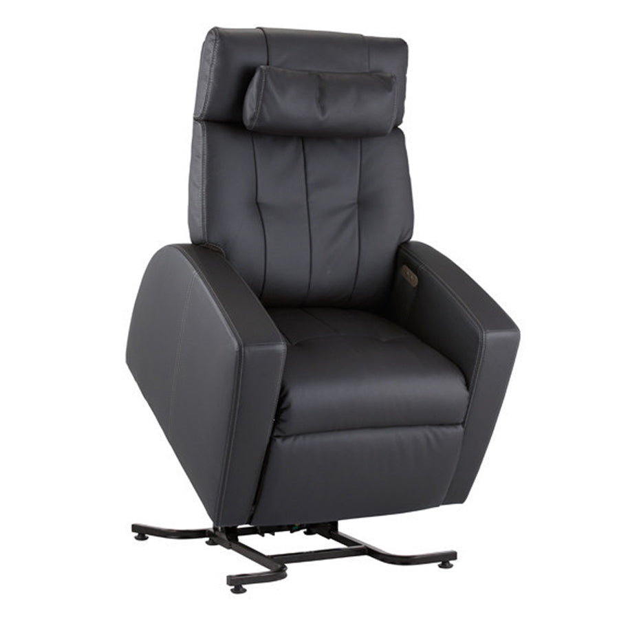 Positive Posture Luma Zero Gravity Recliner Lift Chair Black