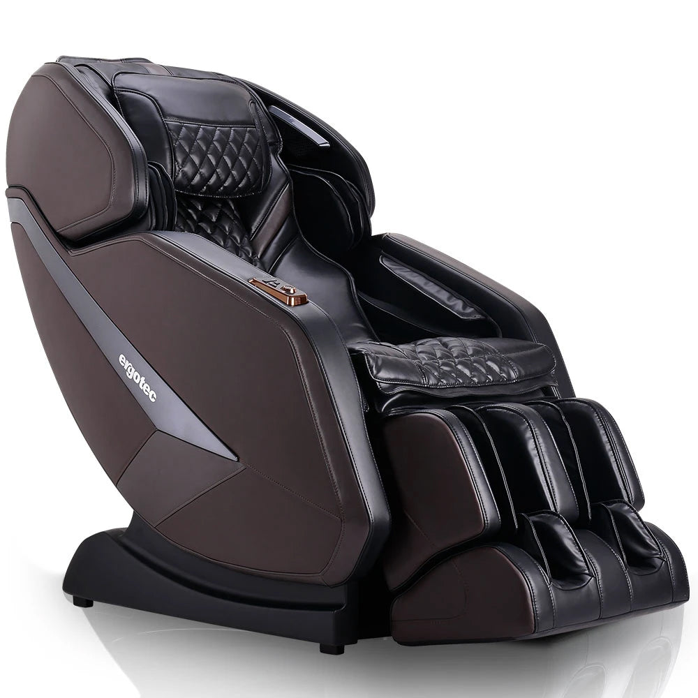 Ergotec Jupiter Massage Chair Brown/Espresso