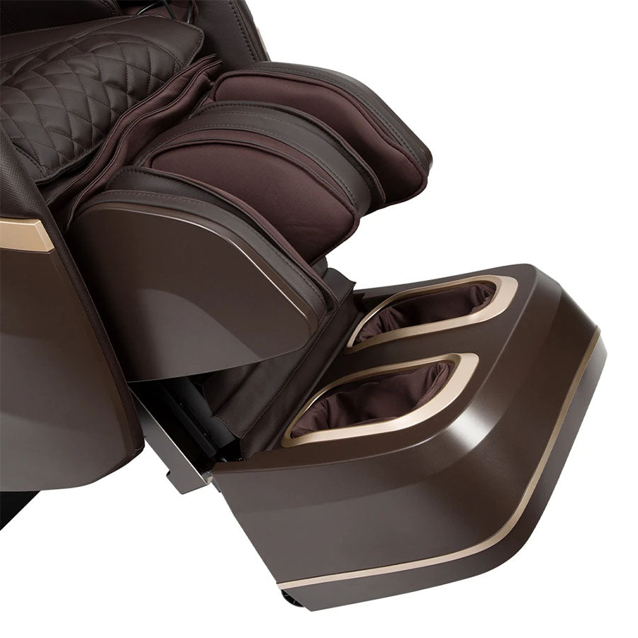 Osaki AmaMedic Hilux 4D Massage Chair Brown 4