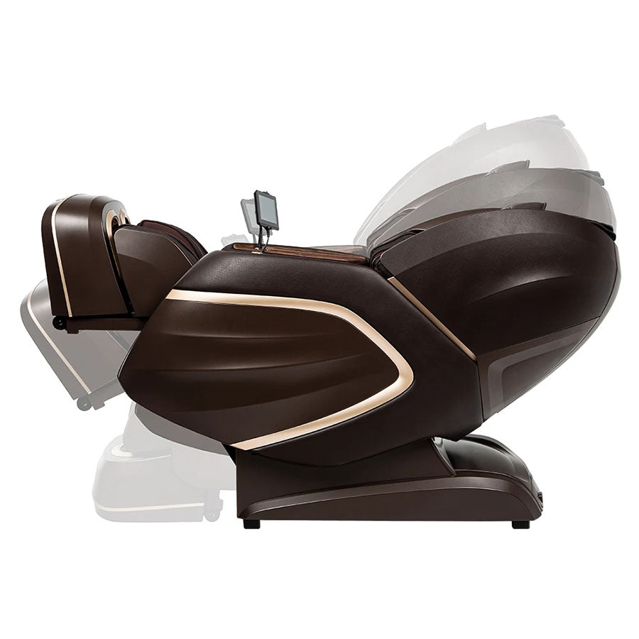 Osaki AmaMedic Hilux 4D Massage Chair Brown 3