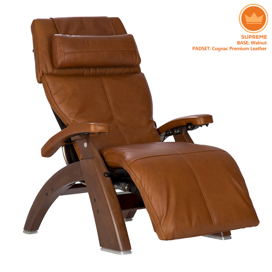 Human Touch Perfect Chair PC-600 Cognac