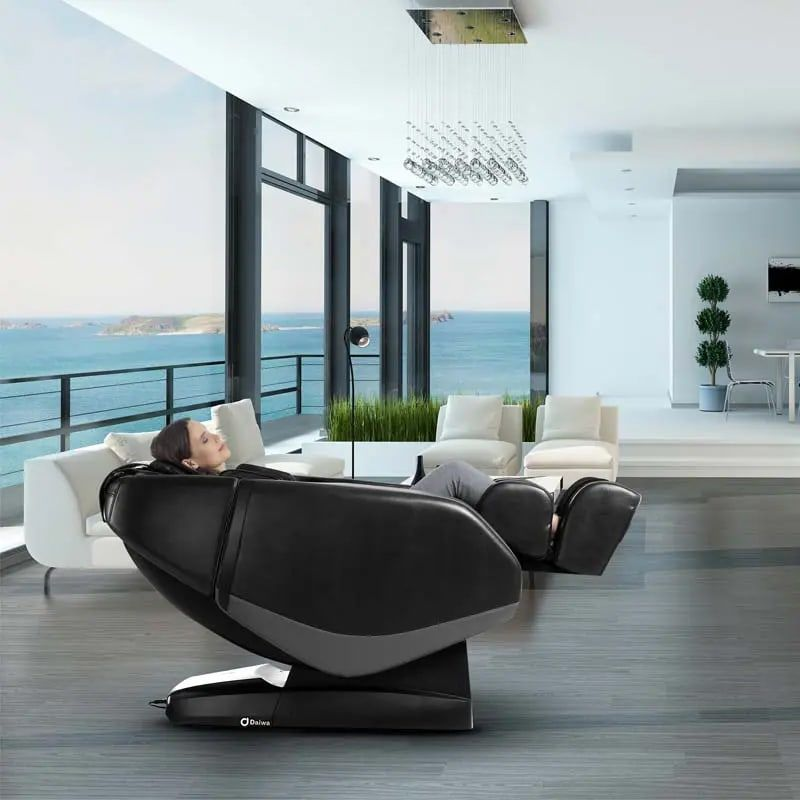 Daiwa Orbit 2 Massage Chair Black