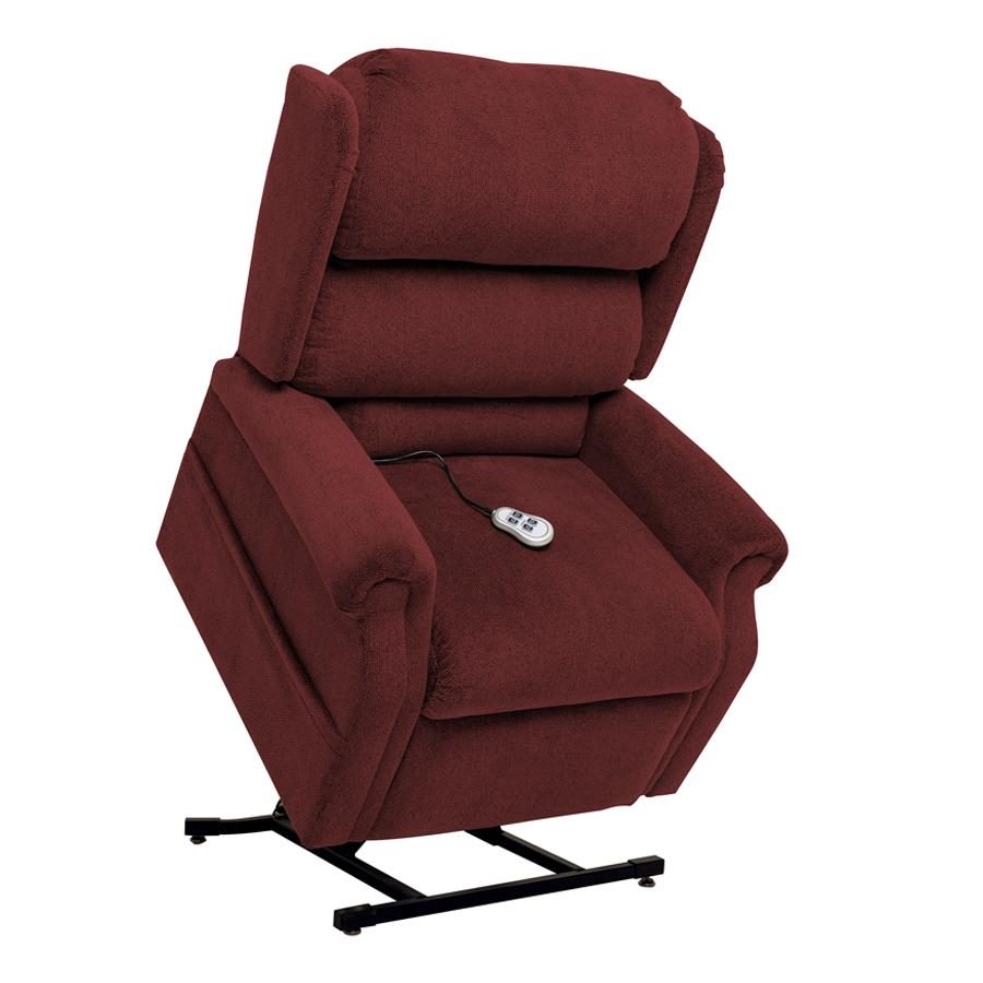 Lift Chair - Ultimate Power Recliner Cosmo NM-2750 3 Position Lift Chair