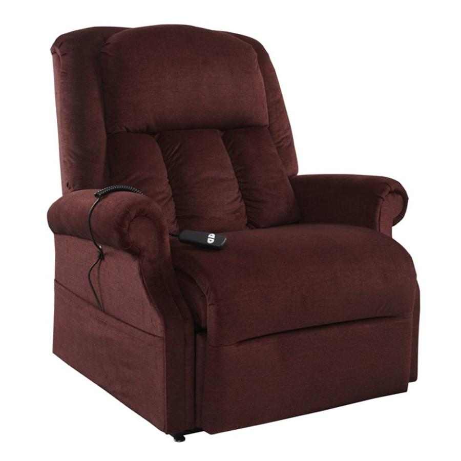 Ultimate Power Recliner Lunar HD NM-7001 3 Position Lift Chair - Wish Rock Relaxation