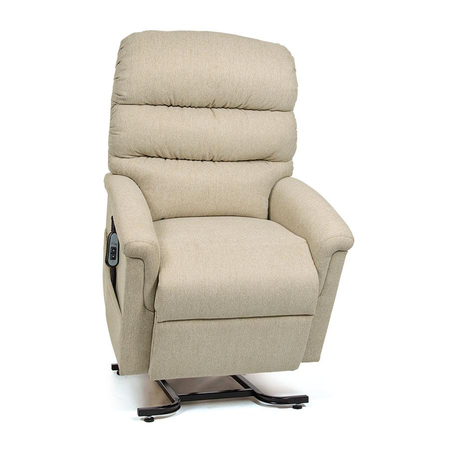 UltraComfort UC542-SMA Small (300#) Montage Recliner Lift Chair - Wish Rock Relaxation