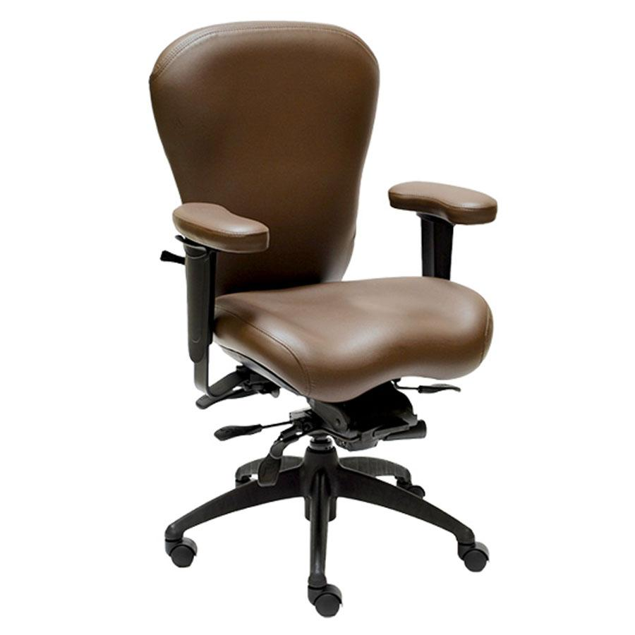 Lifeform Eclipse Deluxe High-Back 6794 Management Office Chair - Wish Rock Relaxation