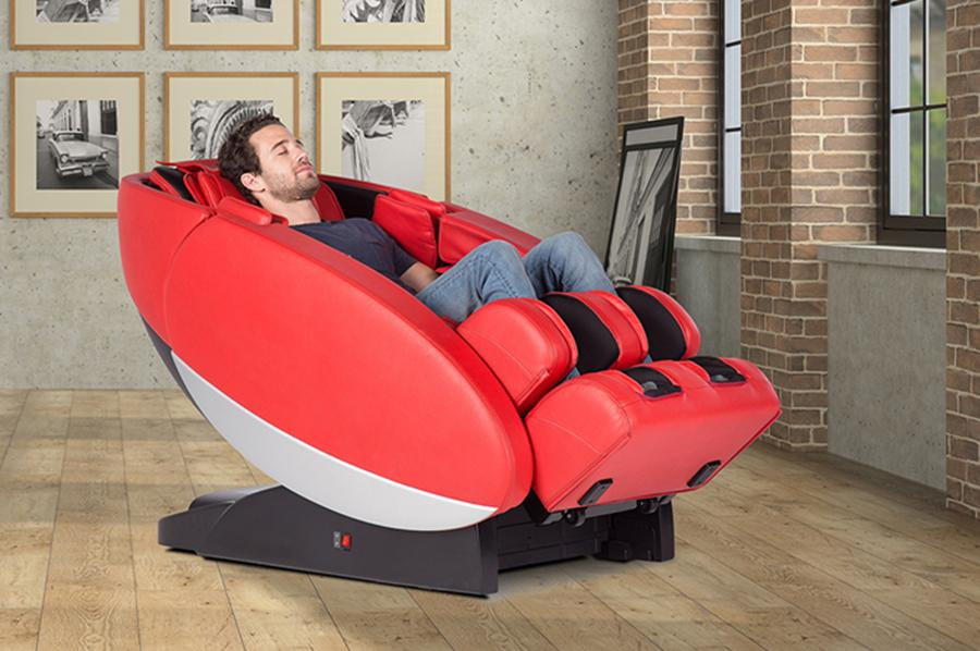 Human Touch Novo XT2 Massage Chair - Wish Rock Relaxation