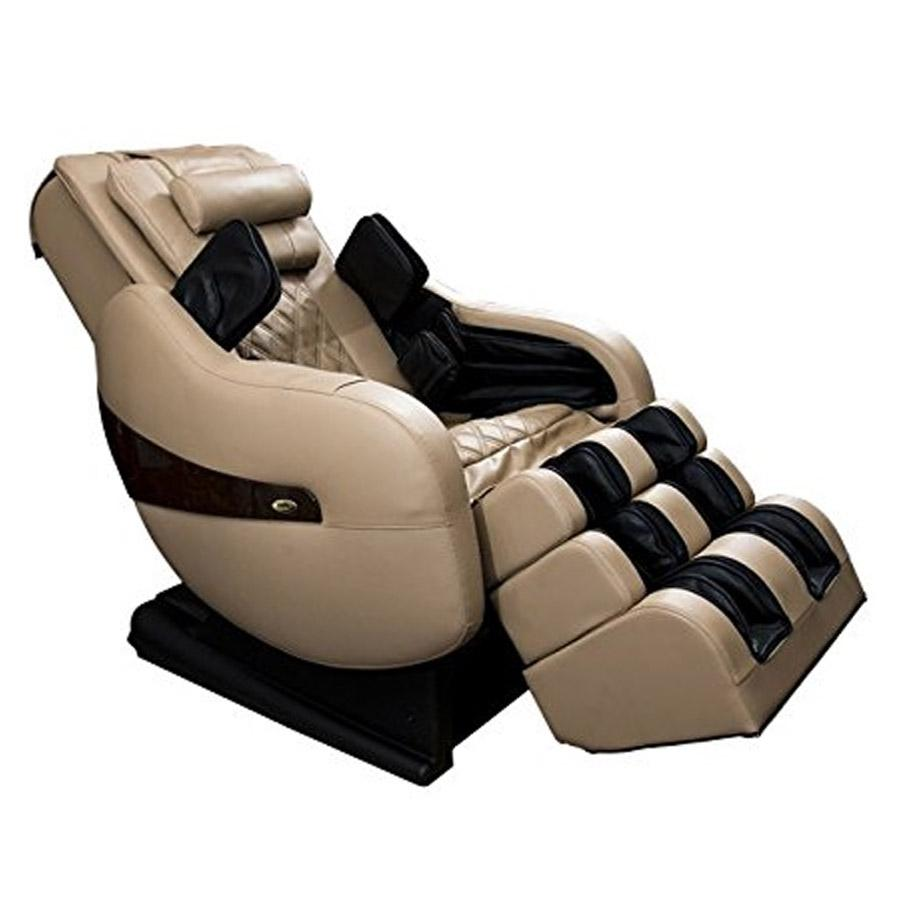 ... Massage Chair   Luraco IRobotics L Track Legend Massage Chair