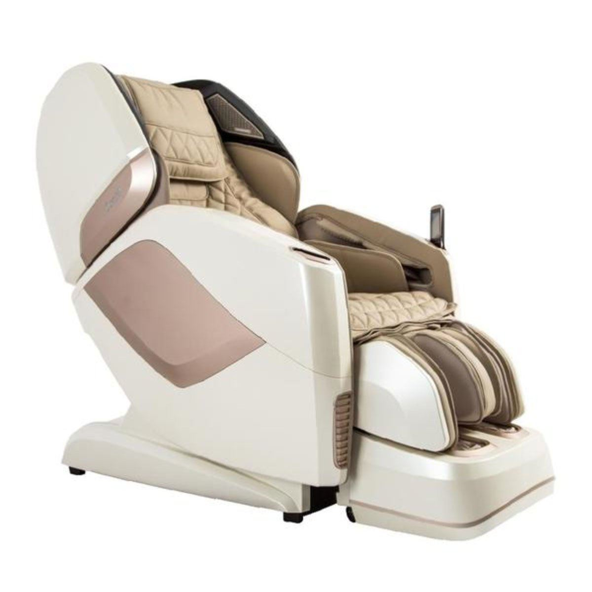 Massage Chair - Osaki OS-4D Pro Maestro Taupe Massage Chair