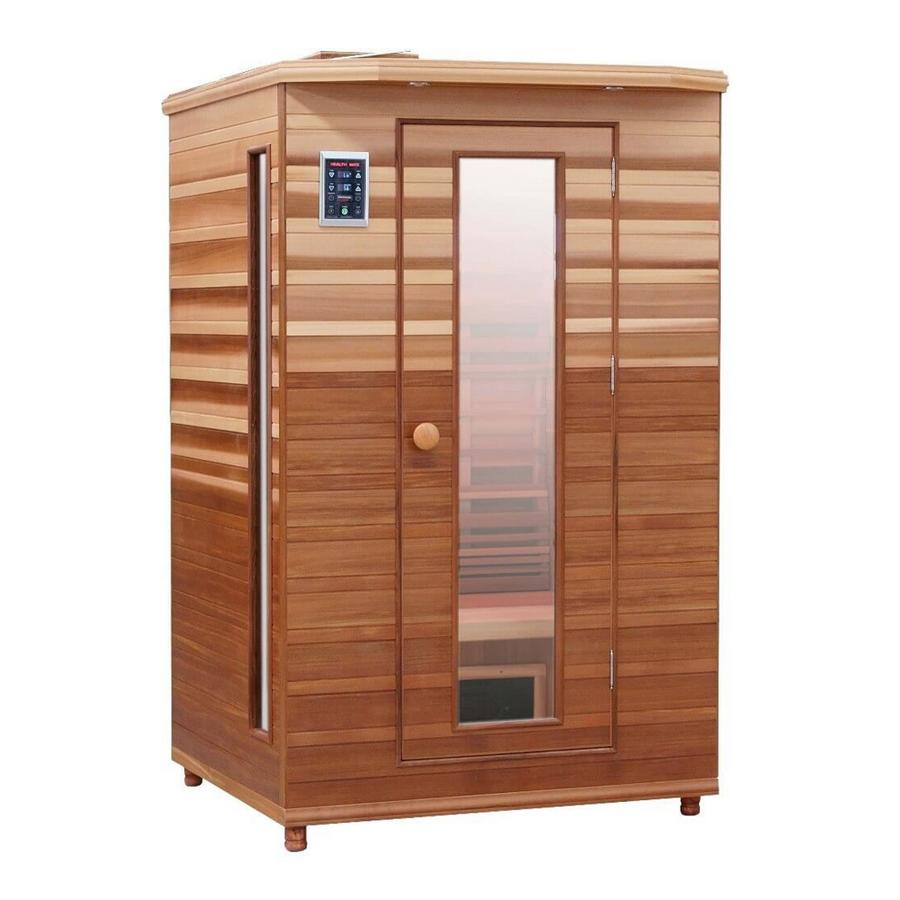 Health Mate Enrich 2 Full Spectrum Sauna - Wish Rock Relaxation