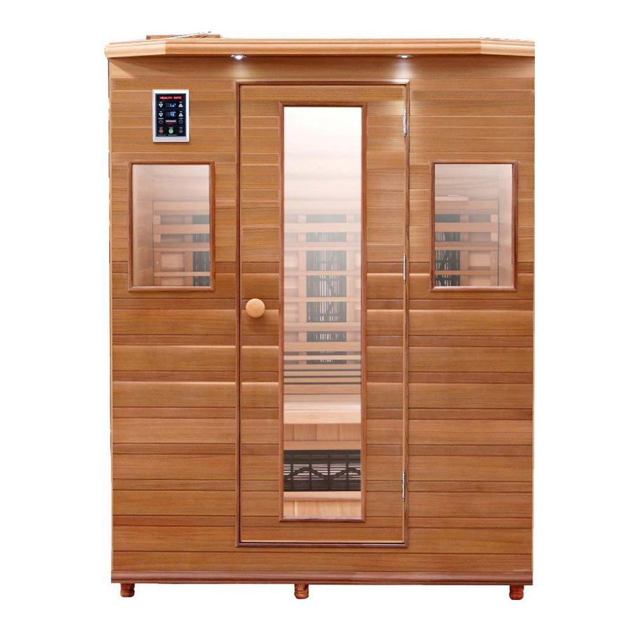 Health Mate Enrich 3 Full Spectrum Sauna - Wish Rock Relaxation