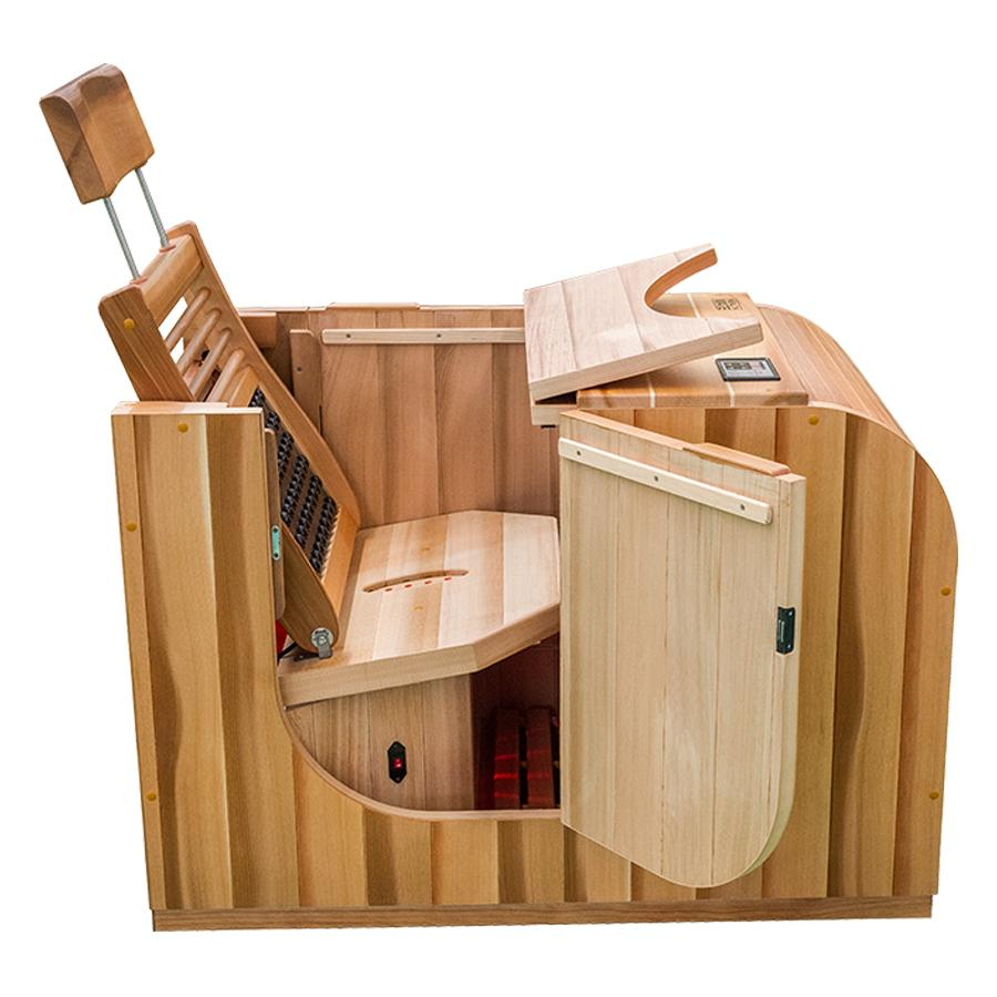 Health Mate Essential Lounge Sauna - Wish Rock Relaxation