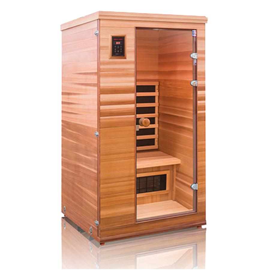 Health Mate Renew 1 Far Infrared Sauna - Wish Rock Relaxation