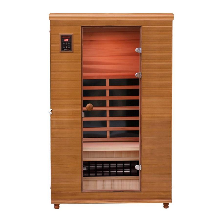 Health Mate Renew 2 Far Infrared Sauna - Wish Rock Relaxation