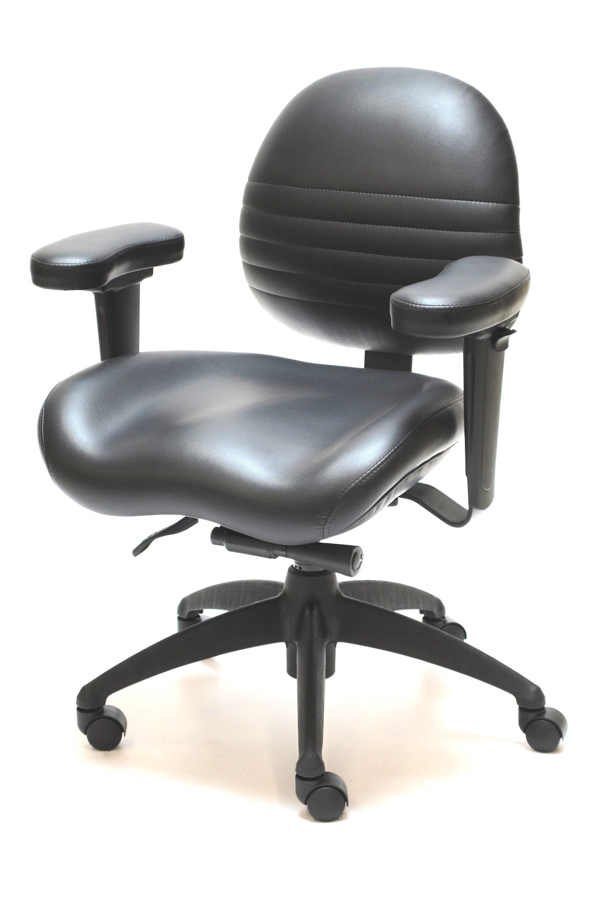 Lifeform Contour Task - 8594 Task Chair - Wish Rock Relaxation