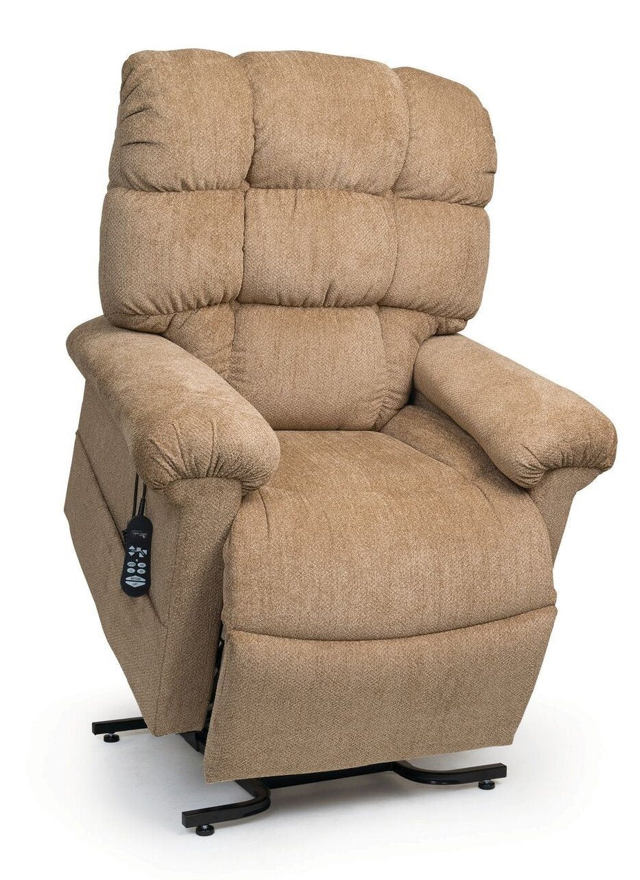 UltraComfort UC556-MLA Medium/Large Size (375#) StellarComfort Zero Gravity Lift Chair - Wish Rock Relaxation