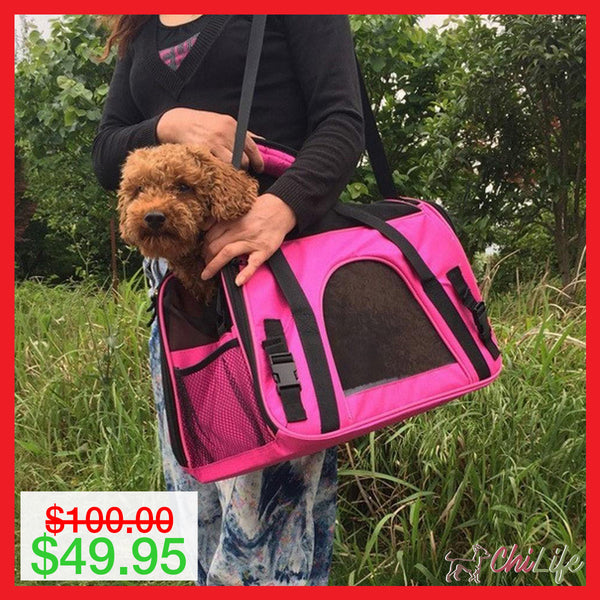 Airline Approved Small Dog Carrier - NEW