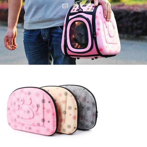 Foldable Vet Visit Travel Bag - NEW!
