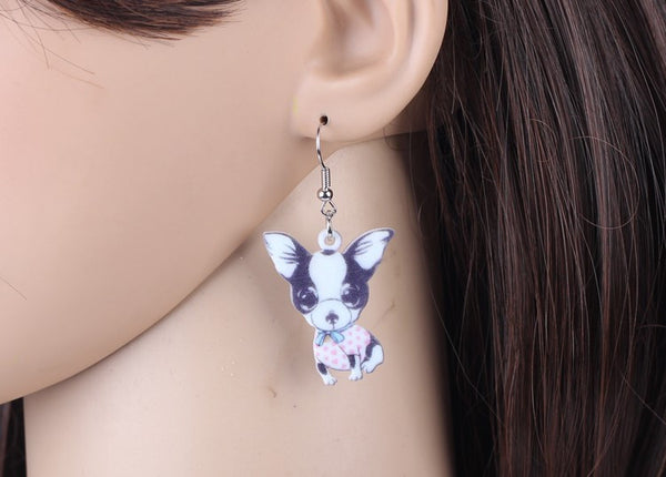 Chi Dangle Earrings
