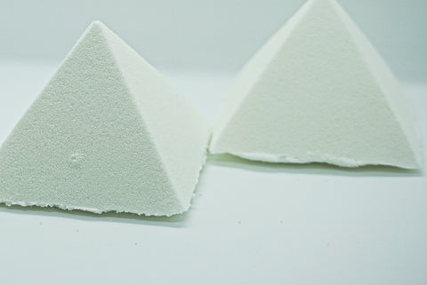 Pyramid Aromatherapy Shower Bombs