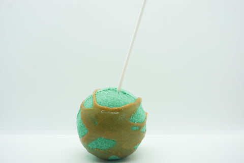 Caramel Apple Bath Bomb