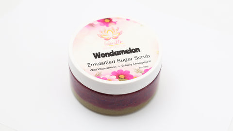 Wondamelon Sugar Scrub
