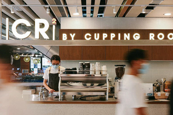 CR² by Cupping Room Grand Plaza