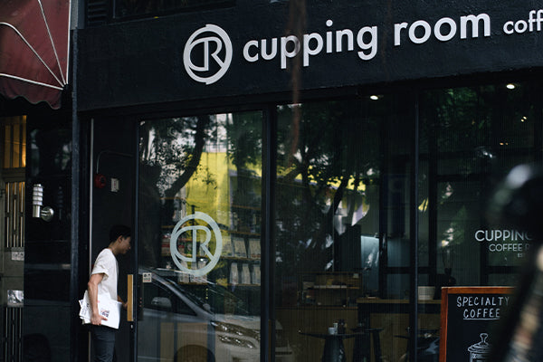 Cupping Room Po Hing Fong