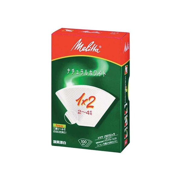 "Melitta ""1x2"" Paper Filters (100 count)"