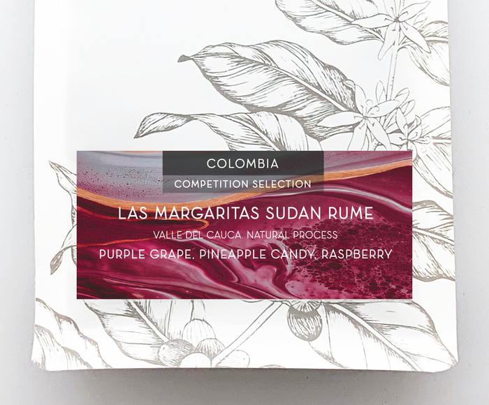 LAS MARGARITAS SUDAN RUME NATURAL<br> COLOMBIA