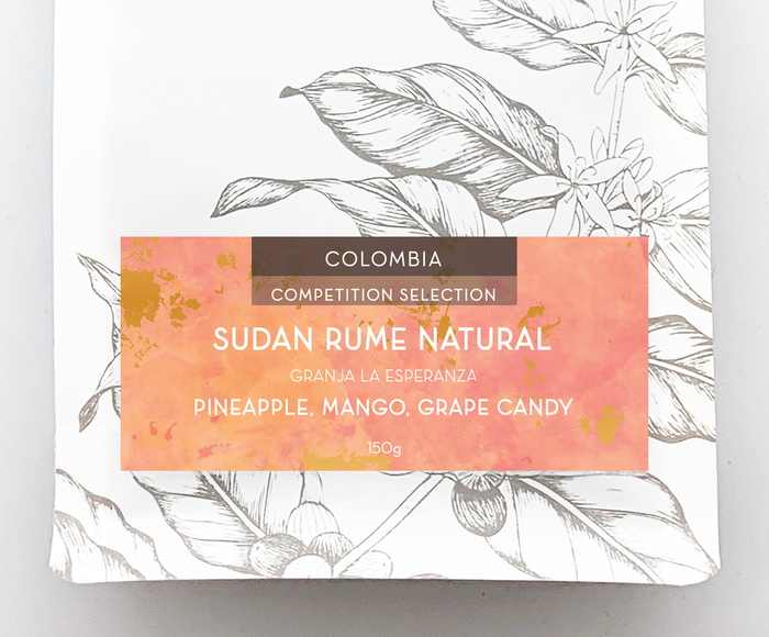 COMPETITION SELECTION: GLE 2019 SUDAN RUME NATURAL 150g