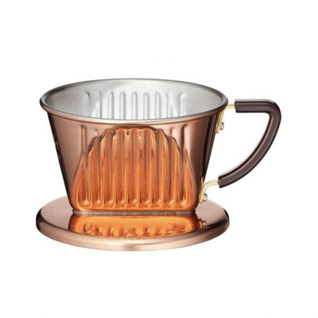 "Kalita ""Copper"" Dripper"