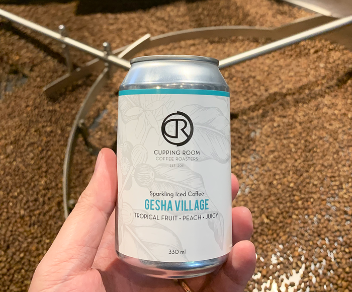 SPARKLING COFFEE<br>GESHA VILLAGE 2019 LOT #86