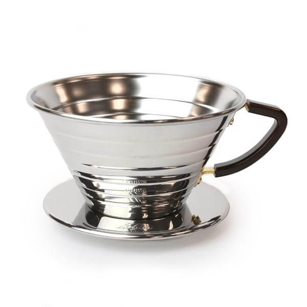 "Kalita Stainless Steel ""Wave"" Dripper"