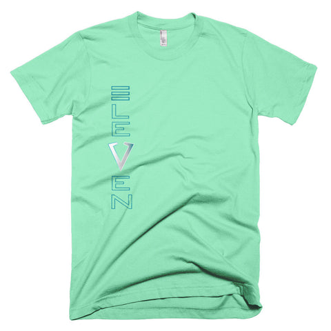 Short sleeve men's t-shirt-Eleven LLC