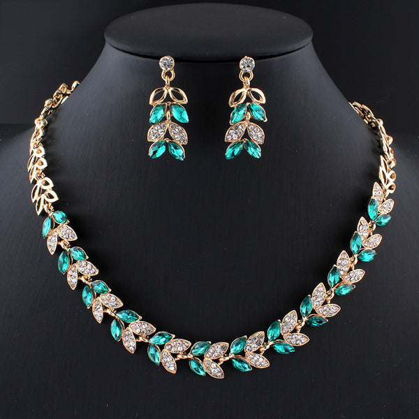 Naomi Carter Jewelry Set