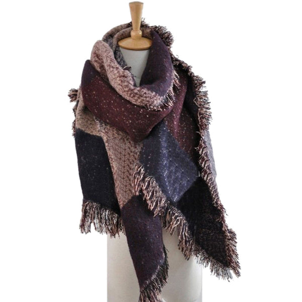 Claire Jennings Wool Scarf