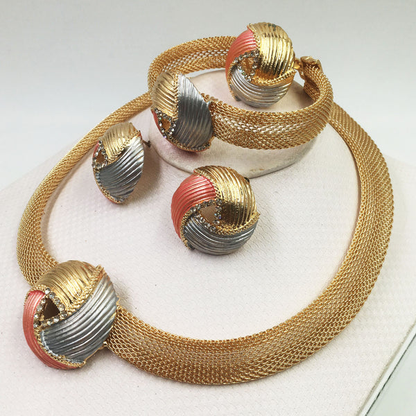 Amy Morrison Jewelry Set
