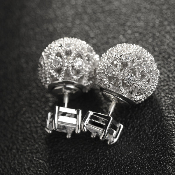 Janet Stephens Double Sided Earrings