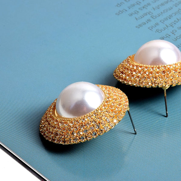 Tina Mann Earrings